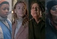 Samira Wiley; Yvonne Strahovski; Ann Dowd; Madeline Brewer, The Handmaid's Tale