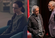 Alexis Bledel, The Handmaid's Tale; Michael Douglas and Morgan Freeman, The Kominsky Method
