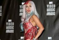 lady gaga fashion the meat dress