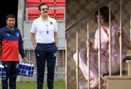 Nick Mohammed and Jason Sudeikis, Ted Lasso; Anya Taylor-Joy, The Queen's Gambit