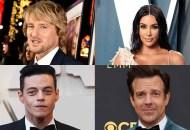 Owen Wilson Kim Kardashian Rami Malek Jason Sudeikis