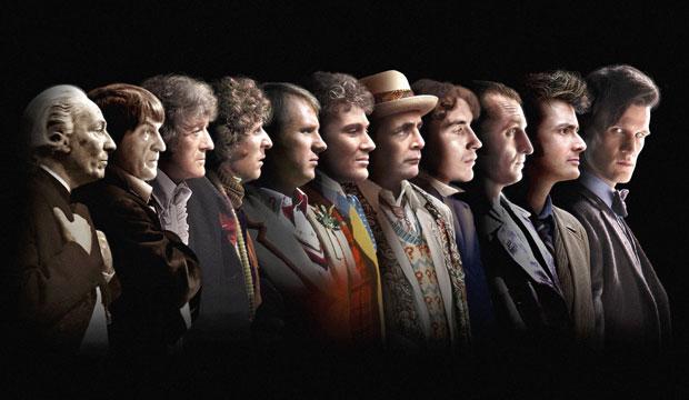 doctor who 11 doctors