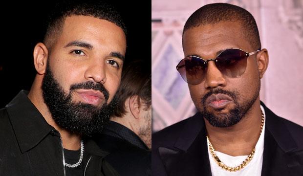 Grammys 2022: Drake, Kanye West