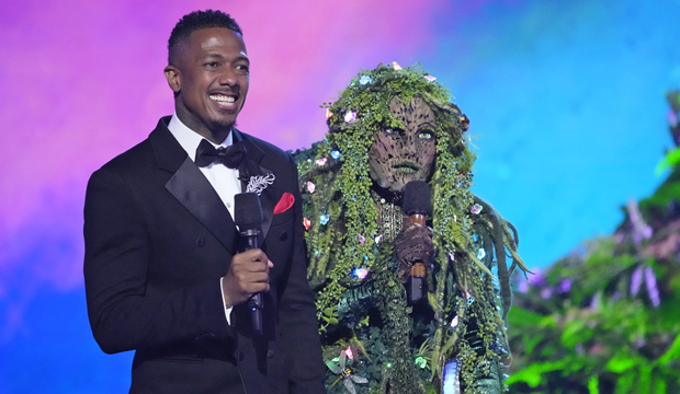 the masked singer nick cannon mother nature
