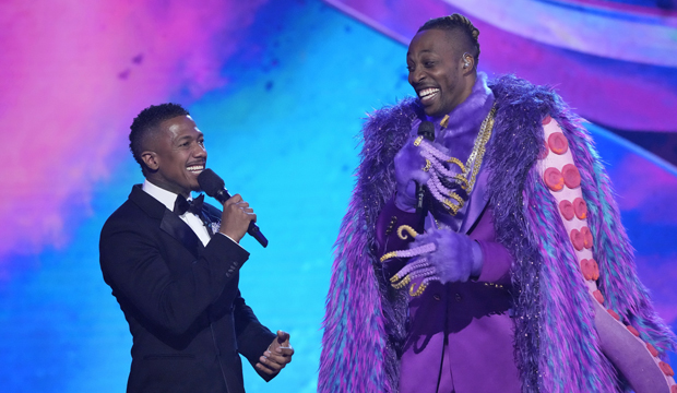 the masked singer octopus Dwight Howard