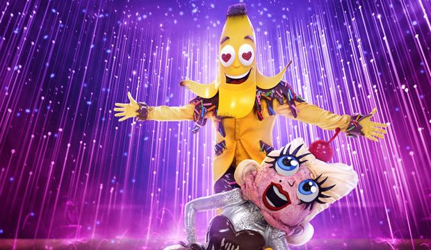 the masked singer season 6 costumes banana split