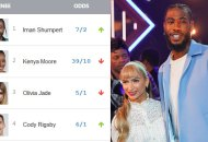 dancing with the stars iman shumpert elimination odds