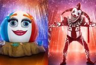 the masked singer beach ball jester