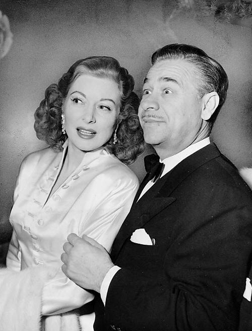 Greer Garson biopic cast choices elimination game! - GoldDerby Greer Garson And Husband